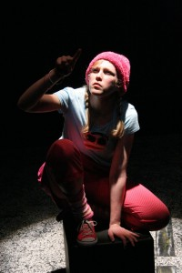 Megan Trout as Third Dumpling