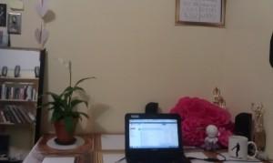 Megan's Writing Workspace