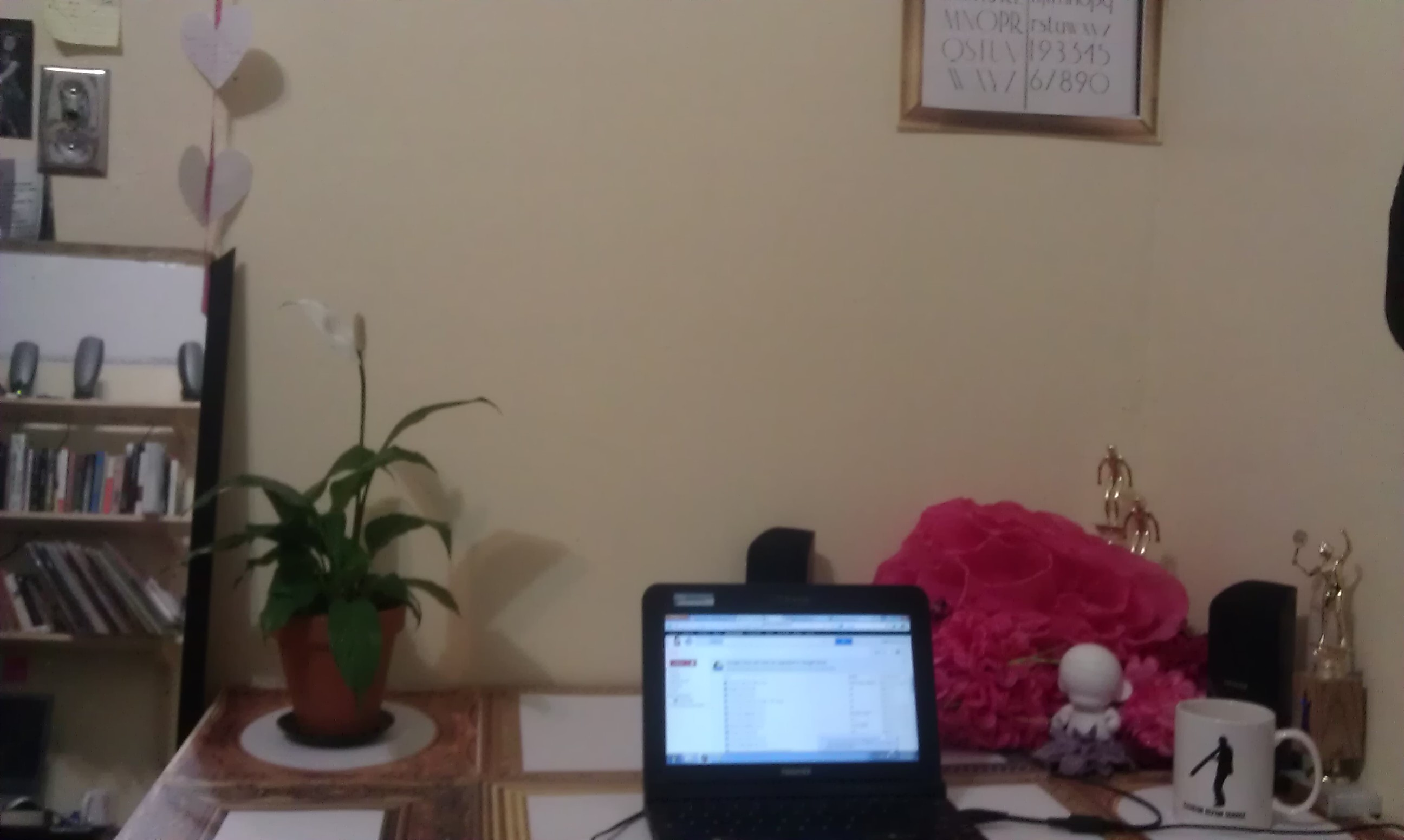 My Bedroom Office: Where The Magic Happens