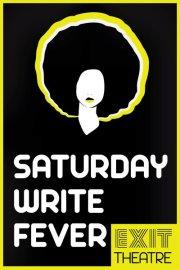 Saturday Write Fever graphic by Cody Rishell